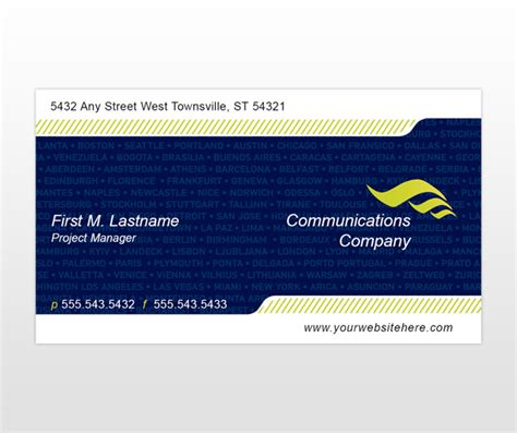 international business cards templates international business international business cards