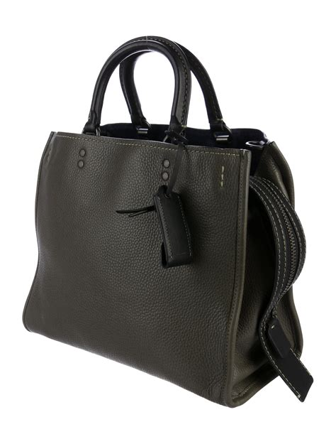 Coach 1941 Bag by Coach 1941 Glove Tanned Leather Rogue Bag Handbags Chnfo20132 The Realreal