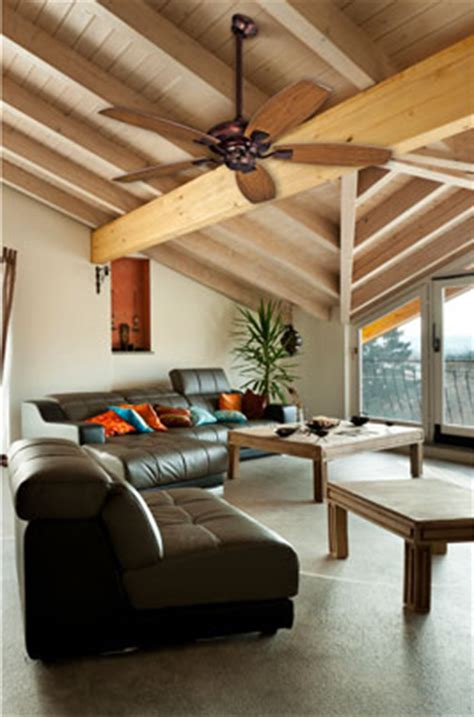 ceiling fan for slanted ceiling the best fan choice for your room