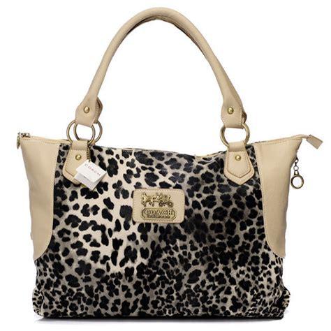 bak factory outlet coach leopard fur large ivory totes bak cc0975 64 99