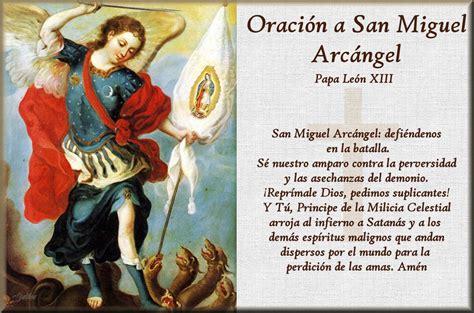 174 blog cat 243 lico gotitas espirituales 174 oraci 211 n a la oracion al arcangel san miguel oraciones a san miguel arc