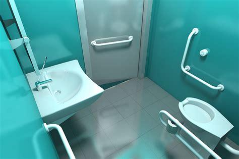 porta bagno disabili normativa bagni disabili