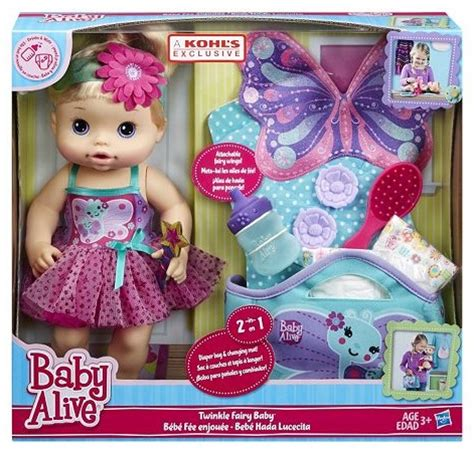 baby alive stuff 13 99 reg 55 baby alive twinkle doll