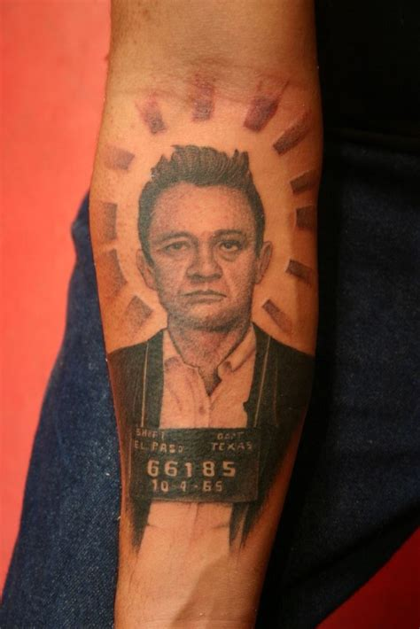 johnny cash tattoos 17 best images about johnny on johnny