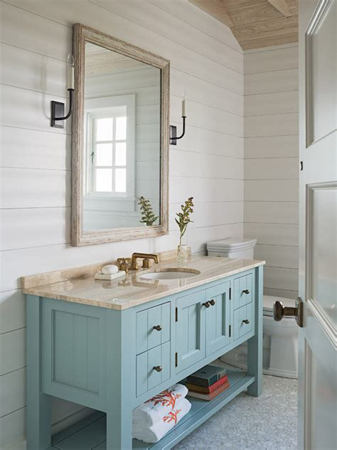 turquoise bathroom vanity turquoise bathroom vanity cottage bathroom dearborn