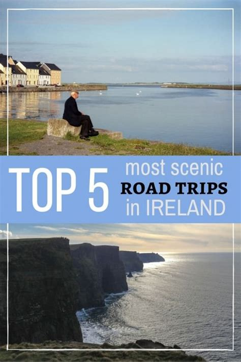 best scenic road trips in usa top 5 most scenic road trips in ireland goats on the road
