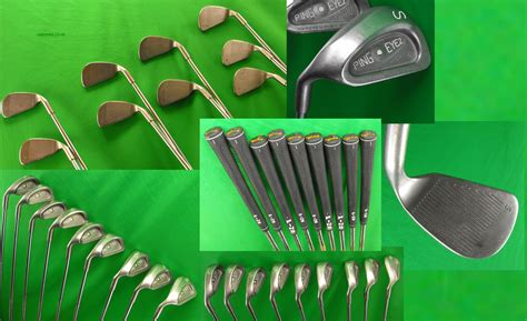 swing speed for stiff shaft irons used ping eye eye2 and eye2 iron sets for sale