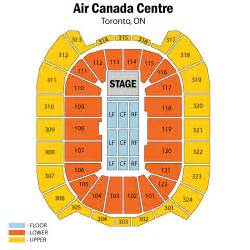 air canada center floor plan i m seeing springsteen how s my seat ehmac ca