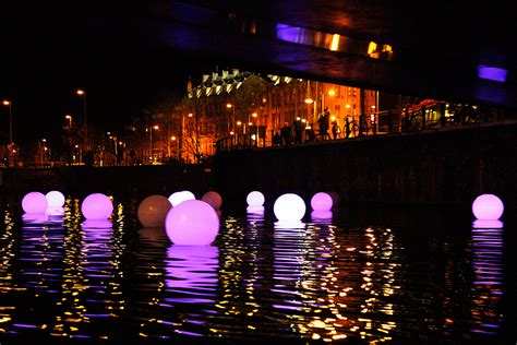 Amsterdam Light by Light On Landscape Architecture Led And Lighting