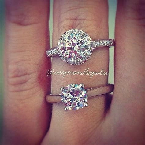 weddingengagement rings images  pinterest