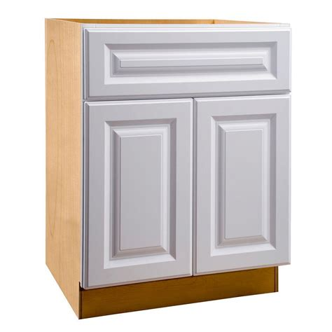 Decorators White Kitchen Cabinets by Home Decorators Collection Hallmark Assembled 24x34 5x21