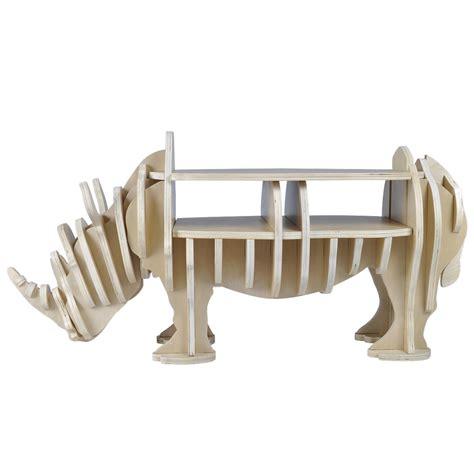 tavolo mensola articoli per tavolo rinoceronte in legno per la casa