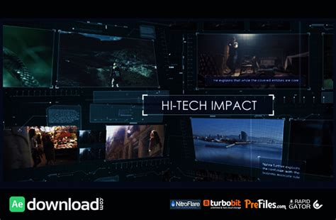 wordpress free hi tech themes hi tech impact videohive project free download free