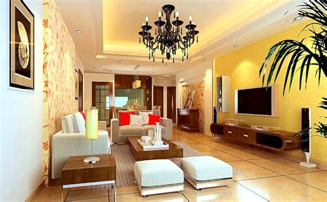 28 best yellow monochrome living room decorating 29