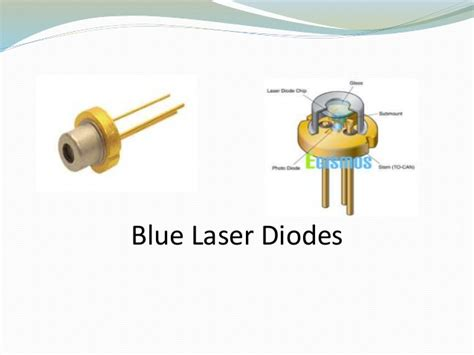simulation of ingan blue laser diode disc and its technology