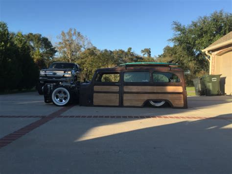 Jeep Woody Wagon For Sale 1961 Jeep Wagon Woody For Sale Jeep Wagoneer Willys 1961