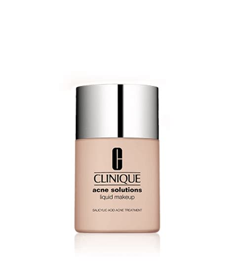 Clinique Acne Solution Liquid Makeup acne solutions liquid makeup clinique