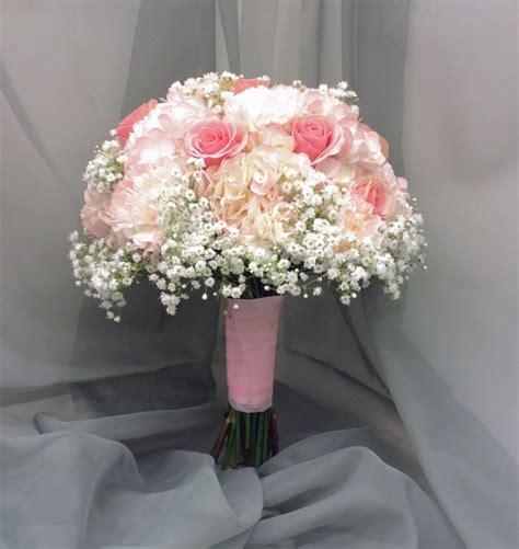 Wedding Bouquet Hydrangea And by Bridal Bouquet With Pink Roses Pink Hydrangea And Pink