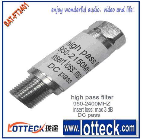 high pass filter kopen catv high pass filter products from china mainland buy catv high pass filter by sat ft 2401
