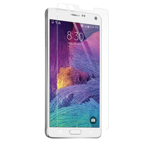 tempered glass samsung note 4 screen protector 綷