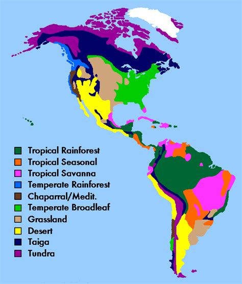 biome map of america population community ecosystem biosphere 171 kaiserscience