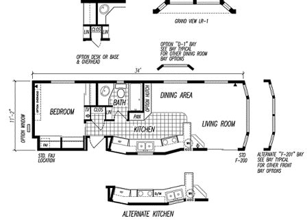 clayton mobile home floor plan 171 mobile homes