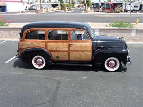 1954 gmc suburban 1954 chevrolet suburban carryall 174578