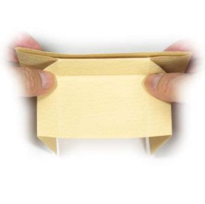 How To Make An Origami Desk - how to make an origami desk page 8