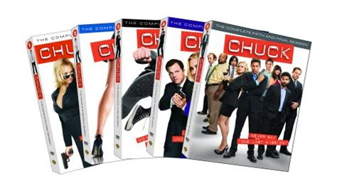 the deal series 1 chuck the complete series seasons 1 5 deals from