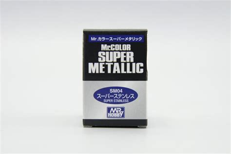 Diskon Mr Weathering Color 01 mr color metallic stainless eduard store