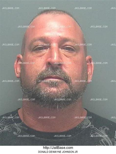 Donald Criminal Record Donald Dewayne Johnson Jr Arrest History