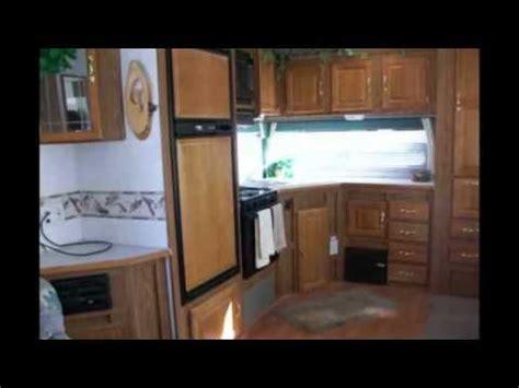 Fleetwood Mallard Travel Trailer Floor Plans 1999 thor wanderer 5th wheel in yucca valley ca youtube
