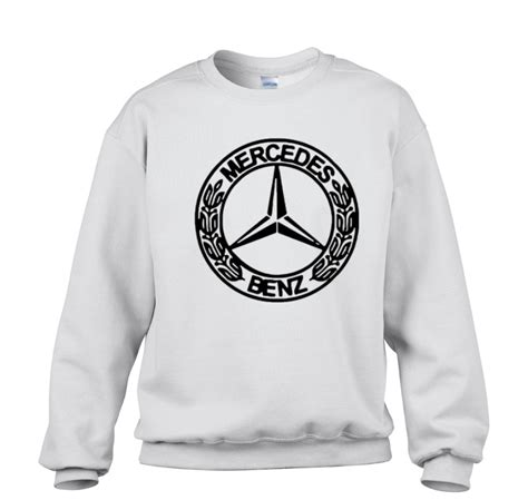 Hoodie Sweater Mackie Combo Black Front Logo mercedes crewneck sweater technik apparel