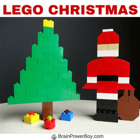 how to make a lego christmas tree easy to make lego
