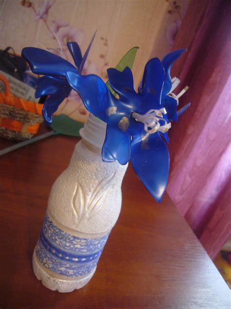 plastic water bottle crafts for plastic bottle crafts diy crafts decoupage ideas