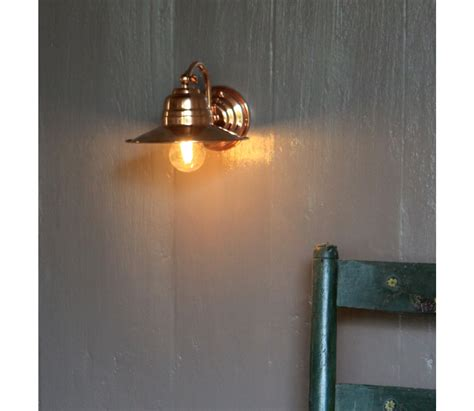 lighting gt wall gt copper wall light the house