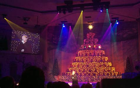 2002 living christmas tree at thomas road baptist church