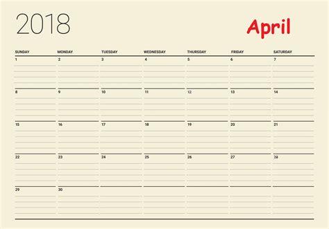 free printable april 2016 calendar inspirational printable calendar