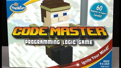 code master code master from thinkfun
