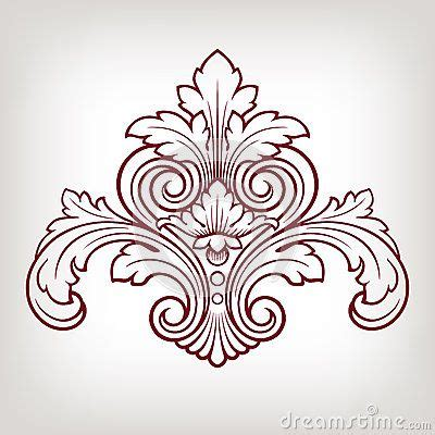 filigree pattern frame filigree frame design stock illustrations filigree frame