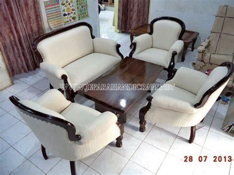 Sofa Cantik Murah jual kursi tamu sofa jati grandfather tokyo living room