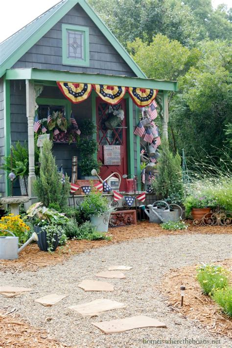 American Summer Shed by 108 Best Images About May She Wave On
