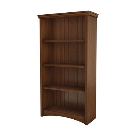 south shore furniture gascony 4 shelf bookcase lowe s canada