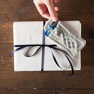 Knit Picks Gift Card - ravelry cabled gift card holder pattern by emily ringelman