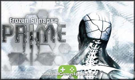 frozen synapse apk frozen synapse prime apk free