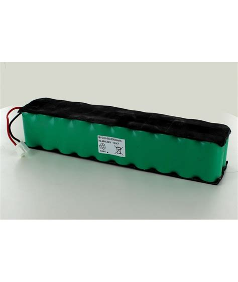battery 24v 3ah nimh for vacuum air rowenta rs rh5278