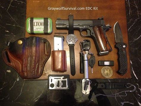 edc carry gear edc gear suggestions emergency kits
