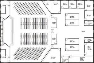 Cathedral Floor Plan Steel Church Building Plans Church Building Floor Plans