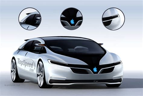 apple icar picture  car review  top speed