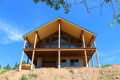 2000 Square Foot Log Cabin Kits Uinta Log Home Builders Utah Log Cabin Kits 2 000 To